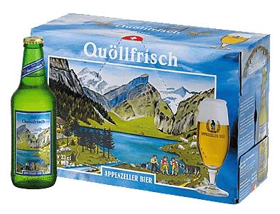 Appenzeller Quöllfrisch 10er Pack