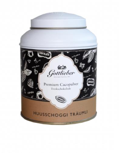 Gottlieber Huusschoggi Träumli (Premium Trinkschokolade)