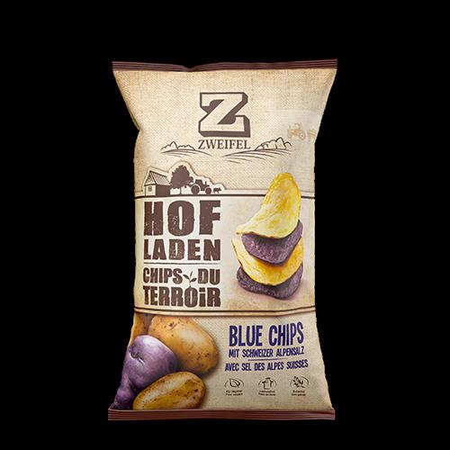 Zweifel Hofladen Blue Chips