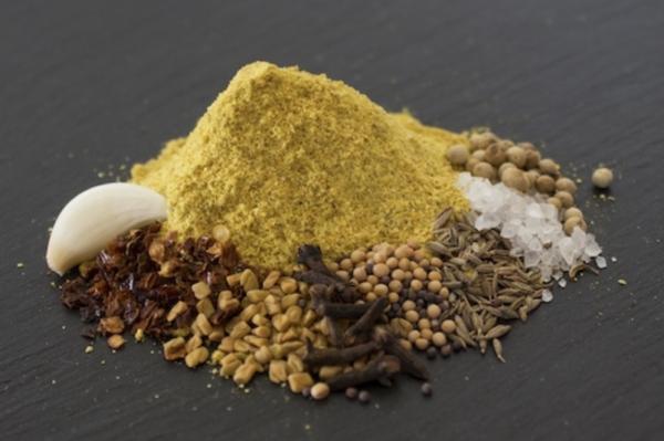 Würzmeister Curry Salz
