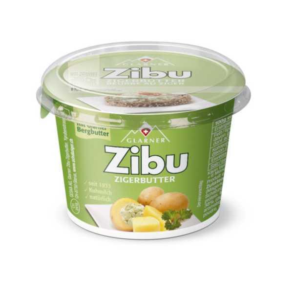 Zibu Zigerbutter