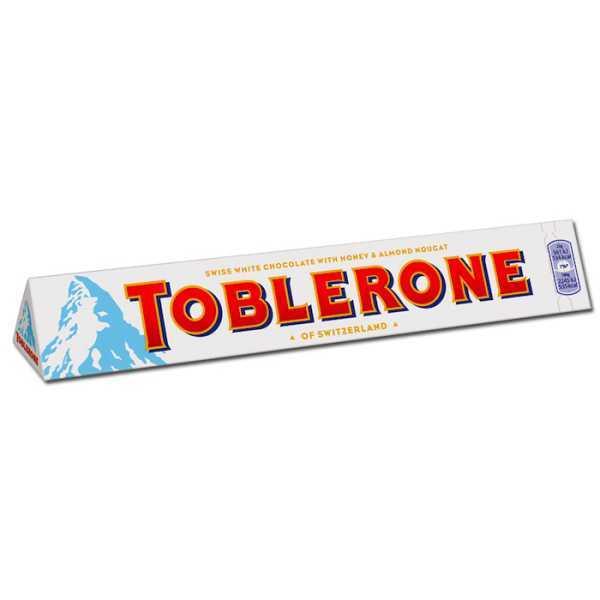 Schweizer Toblerone Weiss gross 360g