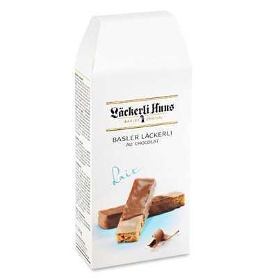 Basler Läckerli au chocolat lait