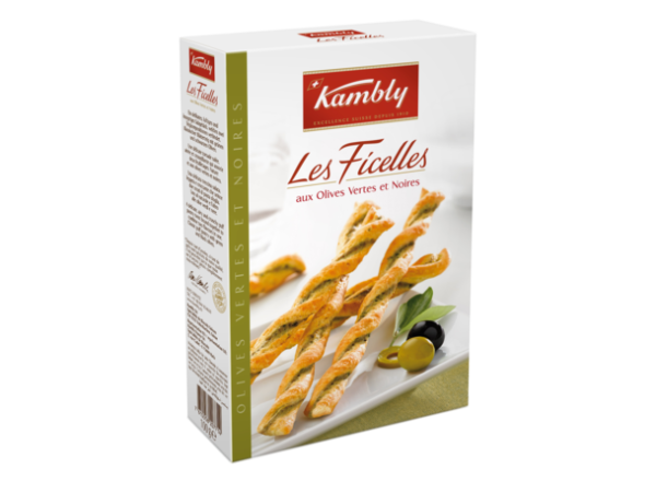 Kambly Ficelles aux Olives