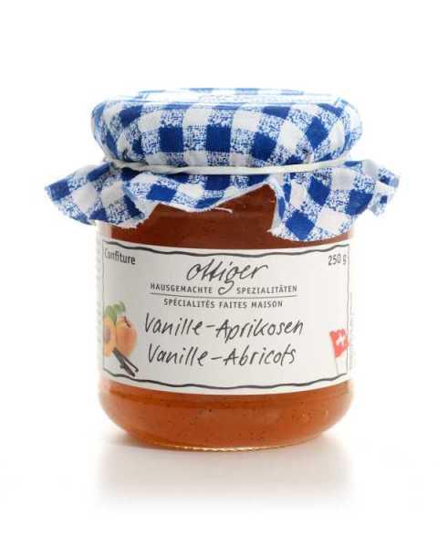 Vanille-Aprikose Konfitüre