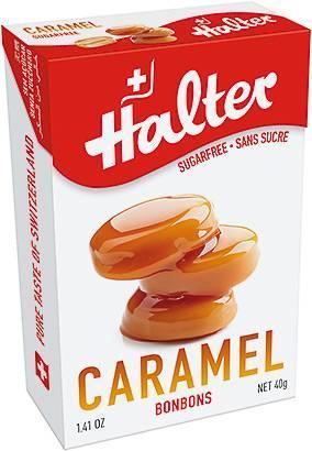 Halter Caramel Bonbons
