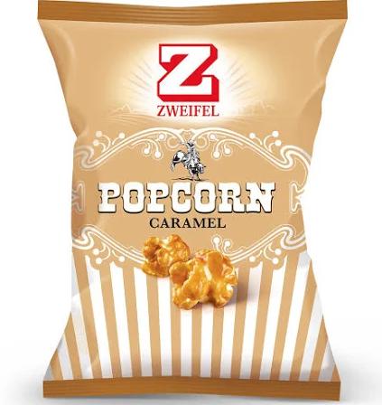 Zweifel Caramel Popcorn