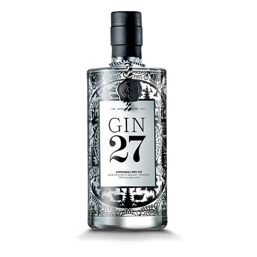Appenzeller Premium Gin 27