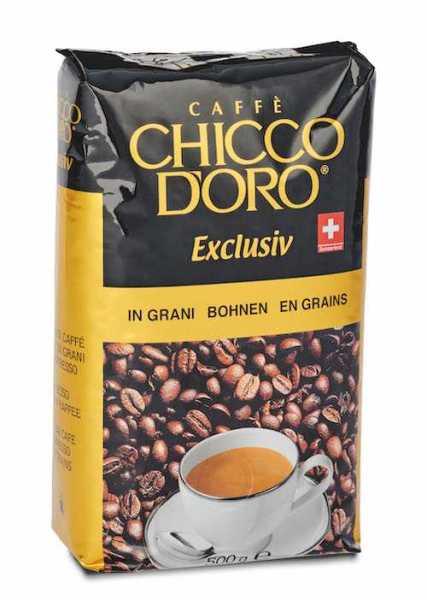 Caffè Chicco d'Oro Exclusiv Bohnen