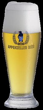 Appenzeller Bier Bierstangenglas (Inhalt 0.3l)