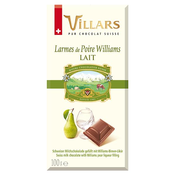 Villars Larmes de Poire Williams Lait