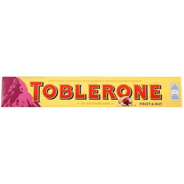 Toblerone Fruit'n'Nut