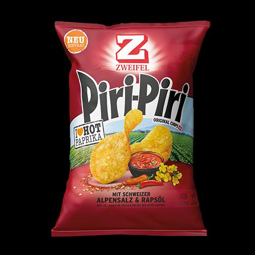 Zweifel Piri-Piri Chips