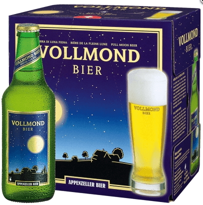 Appenzeller Vollmond Bier 6erPack