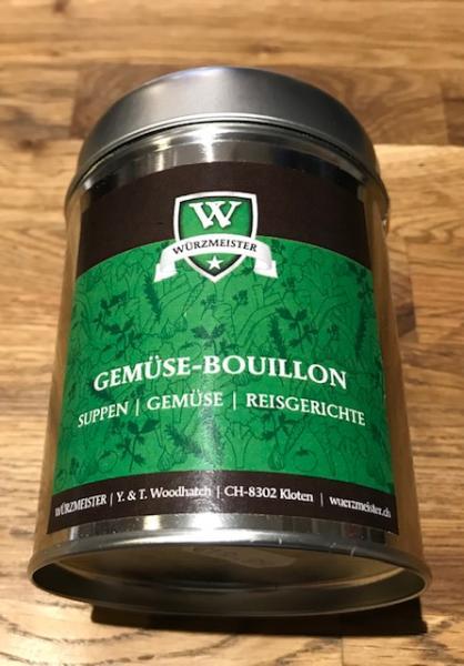 Würzmeister Gemüse Bouillon