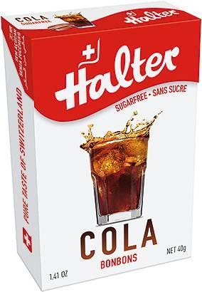 Halter Cola Bonbons