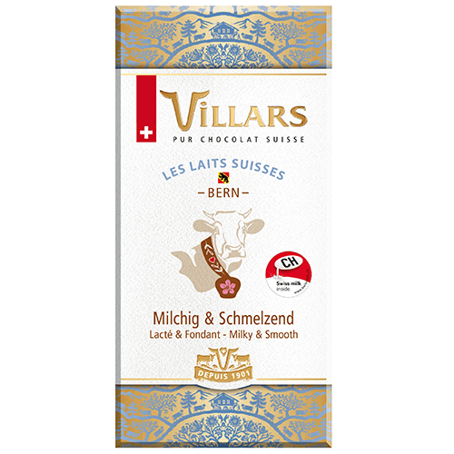 Villars Chocolat Laits Suisses Bern