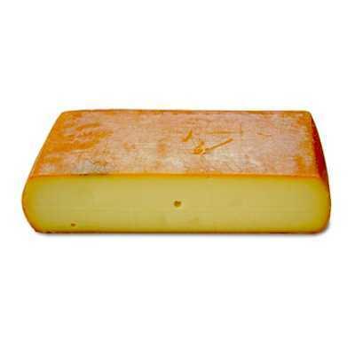 Schweizer Rohmilch Natur-Raclette ½ block eckig