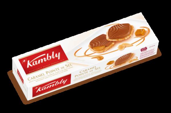 Kambly Caramel Pointe de Sel