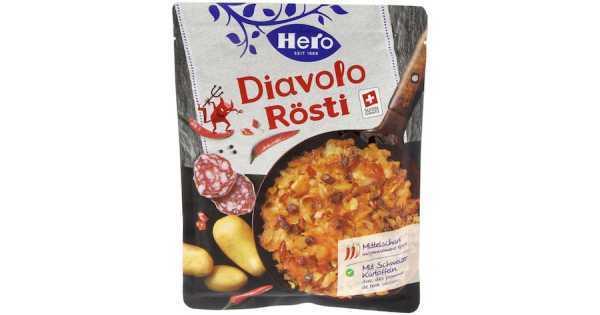 Diavolo Rösti