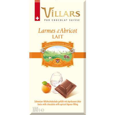 Villars Larmes d'Abricot Lait
