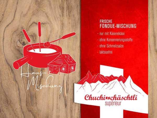 Chuchichäschtli Fondue