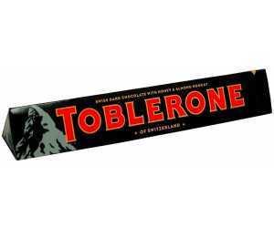 Schweizer Toblerone Dunkel gross 360g Tafel