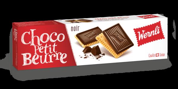 Wernli Choco Petit Beurre Dunkle Schokolade