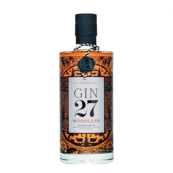 Appenzeller Gin 27 Woodland