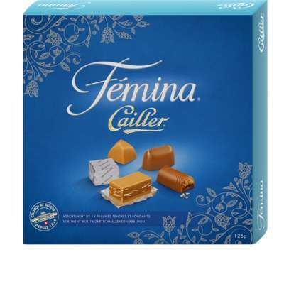 Cailler Femina 125g