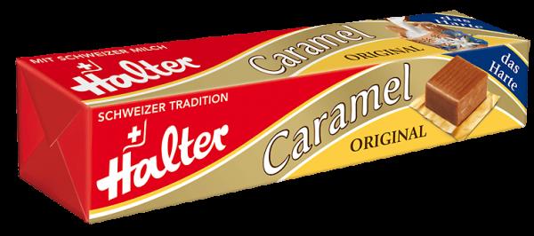 Halter Caramel Original