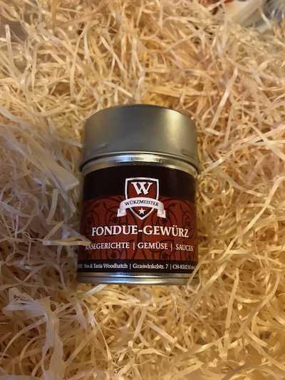 Fondue-Gewürz