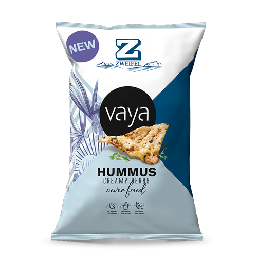 Zweifel Vaya Hummus