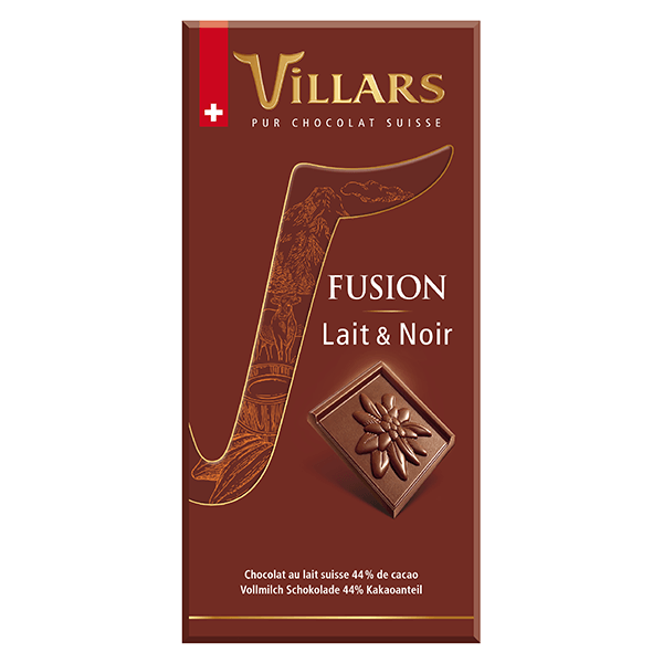 Villars Schokolade Fusion Pur