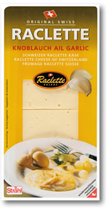 Strähl Raclette Knoblauch